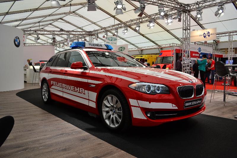 Neues Einsatzleiterfahrzeug der Feuerwehr Rohr (Quelle: design 112 GmbH)