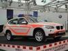BMW X1 Helfer vor Ort Beklebung RAL3026