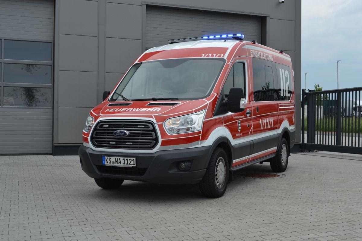 ELW1 Feuerwehr Wahlsburg