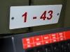 Rückseite Schild Funkrufname - design112 Fahrzeugidentschild