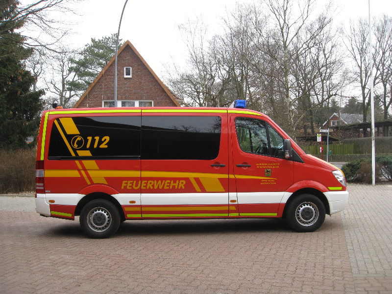 Elw feuerwehr archive design112 blog for Mercedes benz elw