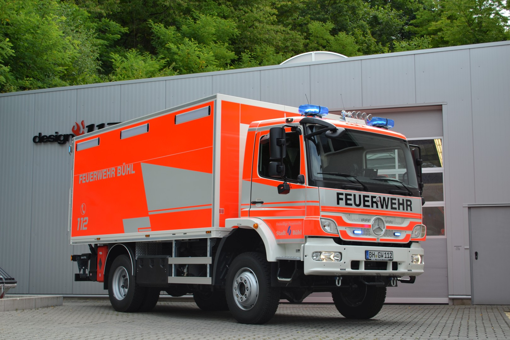 Bühl Feuerwehr
