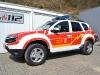 Dacia Duster - RAL 3000 - KDOW - gaps