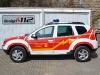 Duster Feuerwehr - RAL 3000 - KDOW - gaps