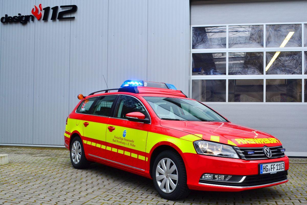 design112-feuerwehr-bad-homburg-kdow-vw-passat-linienmarkierung-bauchbinde-nach-din14502-3