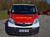 Fächen Folierungssatz design112 Opel Vivaro RAL 3000