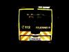 Reflexite Flexibright VC612 - Schriftzug Hörer 112 - Nacht