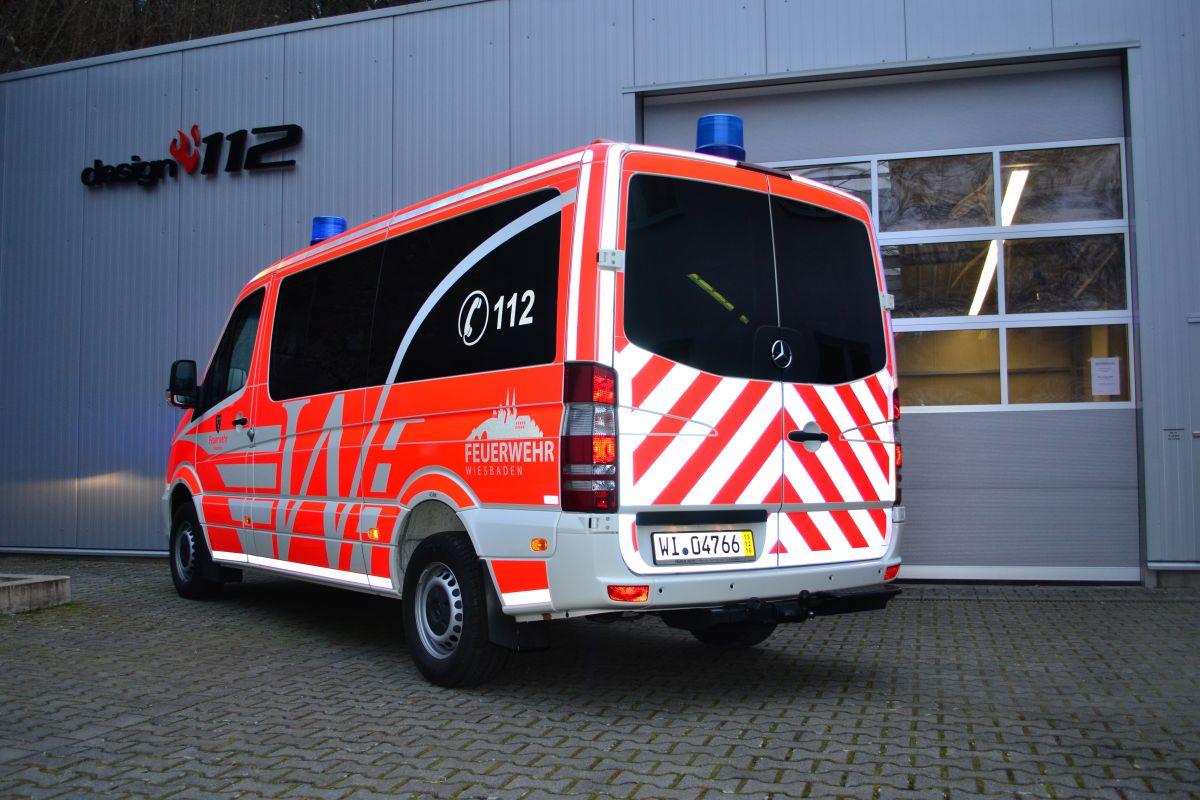 MB Sprinter Feuerwehr Wiesbaden