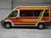 MTW Feuerwehr Bremerhaven - Beklebung fluoreszierend retroreflektierend