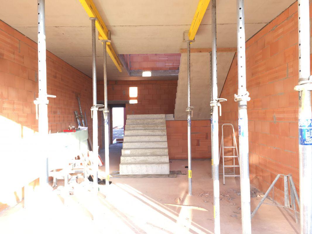 design112 Neubau | EIngangsbereich Bürogebäude