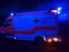 RTW - DRK Limburg Konturmarkierung ECE104 Nacht