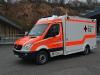 RTW - DRK Limburg Konturmarkierung ECE104R