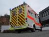 RTW - DRK Limburg Warnmarkierung Relfexite Chevron Daybright