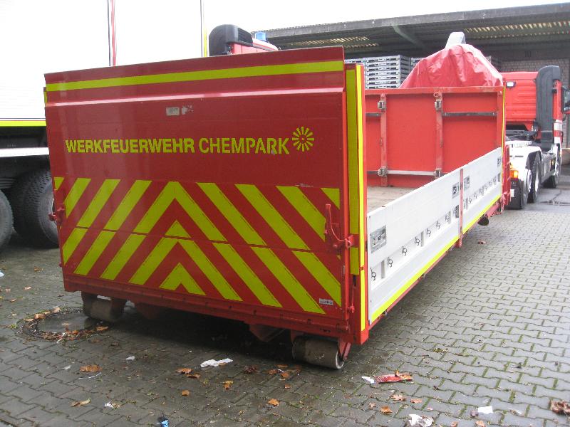 Werkfeuerwehr Chempark